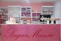 SUGAR MANIA / Cake Design
