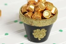 St Patricks Day party - decoration and food ideas
