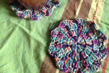 Ideas de Tejidos / Ideas para tejer cosas lindas para el hogar.