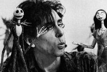 Tim Burton / art by Tim Burton