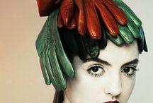 Schiap & Surreal / Elsa Schiaparelli...Love her creativeness.
