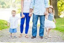 Family Sessions- What To Wear! / This board contains suggestions for Family Sessions that take place outdoors in Florida
