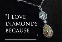 The Diamond Spot / Diamond education, looks, and anything else you could ask for from the stone that lasts forever!