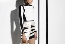Black & White / Black and whiteout