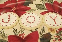 Christmas Cakes, Cookies, Cupcakes and Muffins