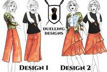 Duelling Designs: Semi-Impossible Design Challenge