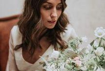 Inspiracion Novias || Chelo Escobar / Imágenes de #inspiración para #novias e ideas para la #boda. #maquillaje y #peluqueria para #novia por Chelo Escobar.