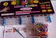 Jewellery Making Supplies / Some of our most popular bead, findings, loom bands, charms and more.