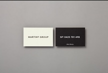 > DESIGN > Business cards