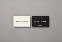 > DESIGN > Business cards
