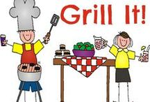 Grill It! / All sorts of goodies that can be cooked on a grill, grill pan or open fire. For each pin you drop, please share someone else's pin in order to help all of us grow. To pin to the board leave a message on a recent pin. #grill #meat #vegetables #fire #outdoors
