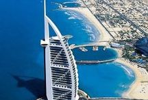 Dubai, Abu Dhabi & Oman / 1001 Events
