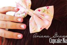 Ariana Grande's Nails / by Mo