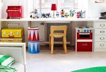 Childrens room / Idéer för hemmet