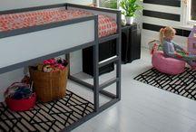 Beds for children / Inspiration för hemmet