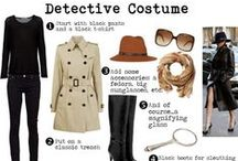 Costume Ideas / Because you never know when you might need to dress up as... well whatever.