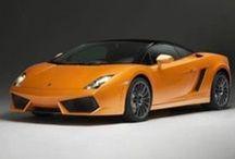 Za volantem Lamborghini Gallardo