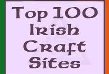 Top 100 Irish Craft Sites / A selection of the goodies available from our members. Add your site for free at http://top100irishcraft.gotop100.com/