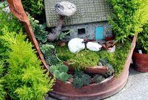 Emilias Älv-trädgård