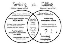 WRITING - Editing / Advice on editing and revising your writing. This board also includes information on beta reading and helping others with editing.