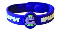 Epilepsy Alerts / AllerMates offers epilepsy medical health accessories to help create awareness and safety for kids with epilepsy.