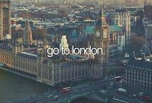 BUCKET LIST / what i want to strive to undertake before I die