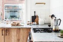 ▲ J'ai une belle cuisine / Inspiring Kitchen Decor Décoration de cuisines inspirantes Retrouvez d'autres articles décoration sur le blog Au'riginalité http://auriginalite.com