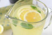 ▲ Je bois des Cocktails / Des recettes de cocktails, de detox water, eaux parfumées : de quoi faire le plein de couleurs et de vitamines pour l'été ! Mais aussi pour le printemps, l'automne et l'hiver !