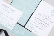 Design suite // Alice wedding stationery collection
