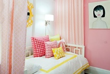 Girly Girl Rooms / Girly ideas for Girly room decor! / by Sheralyn Murphy