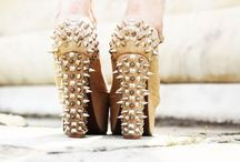 I wish I could Rock these Shoes without Breaking my Ankle!
