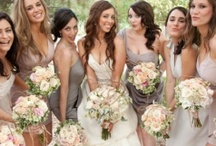Wedding - Dresses & Gowns / Ideas for gowns and bridesmaids dresses / by Talia Fuchtler