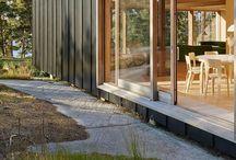 Summer house // Scandinavia / by Anne Ala-Seppälä