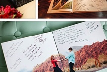 Wedding - Guest Book / Ideas for the guest book / by Talia Fuchtler