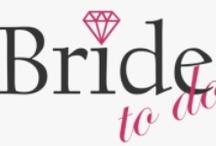 Wedding - Planning / Pre-wedding planning tips, advice and ideas / by Talia Fuchtler