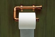 Hidden House Loo / Design ideas for our bathrooms