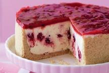 CAKE**Cheesecake / by Charlene Murray