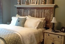 For the Home - Bedrooms and closets / by Lori Roloson