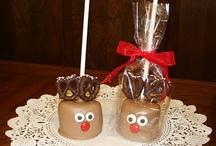 Christmas baking & food ideas / by Dawn Geil Allison