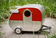Vintage Camper Chic / In all things of nature there is something of the marvelous. Aristotle