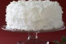 CAKE**Coconut / by Charlene Murray