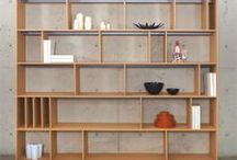 * Boekenkasten *