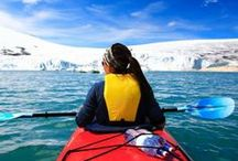 Kayaking & Canoeing / We will give you BETTER ways to enjoy the water: Must follow for Paddle sports galore!