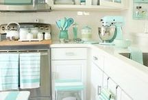 cottage kitchen ideas / Ideas for a beautiful kitchen