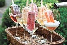frozen treats / Popsicles, ice creams, and homemade desserts