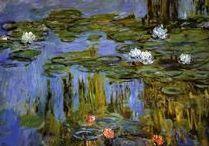 Claude Monet / malarstwo