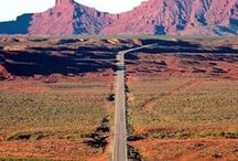 Travel / Road trips, walks, accommodation, dining & souvenirs