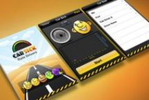 Handheld UI Designs / For information on the go, and an increasing amount of business being done on mobile app's, ShoaWorks specialises in iOS and Android application UI design, making user interfaces intuitive, simple and effective for maximum performance and ease of use.