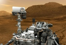 Mars und Erde