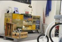 arredamento eclettico contemporaneo... / #itesoricoloniali #reggioemilia #chabby #urban #vintage #loft